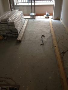 Rénovation Woollomooloo - Agence Francophone Sydney - dec 2014