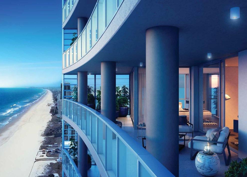 Terrasse app 3 chambres