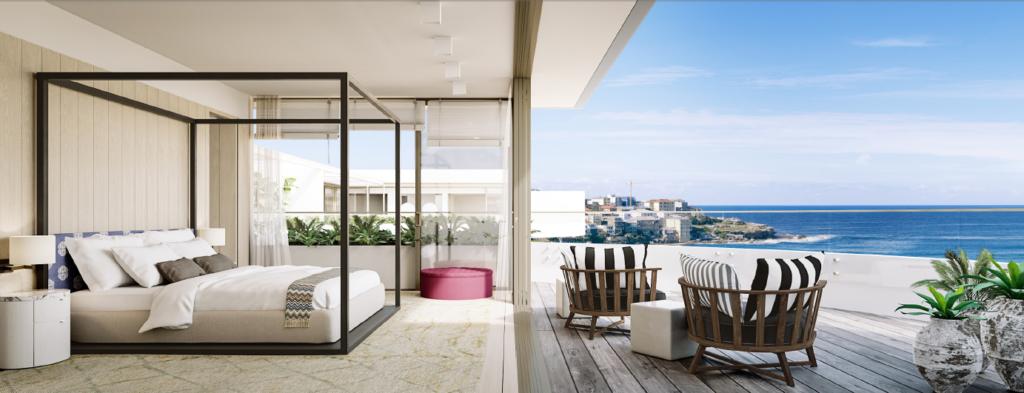 chambre-pacifc-bondi-appartement-immobilier-neuf-de-luxe-sur-sydney