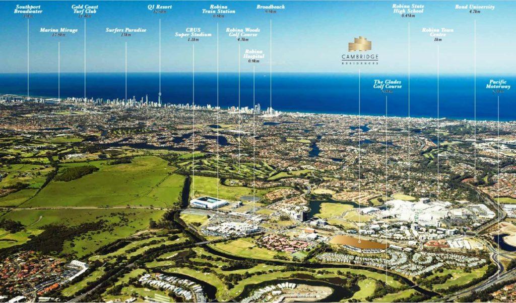 cambridge-residences-investissement-sur-robina-gold-coast-geolocalisation-investir-sur-la-gold-coast-avec-lionel-roby